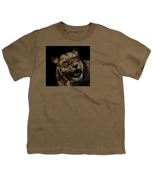Smile Youth T-Shirt by Martin Newman