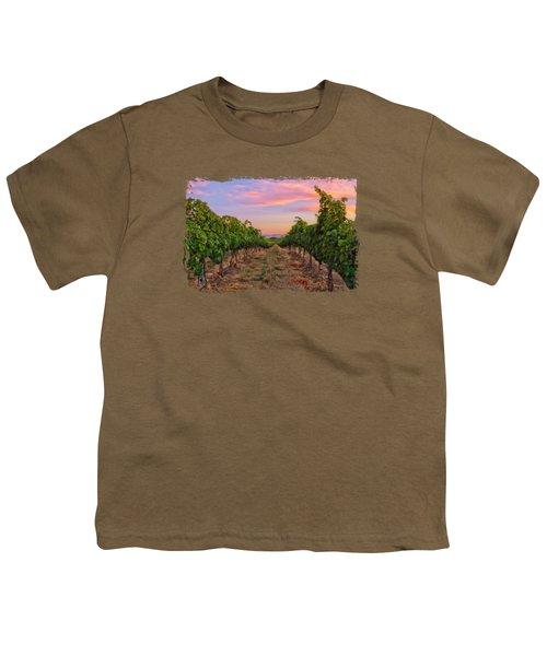 Walla Walla Wine Country Youth T-Shirt
