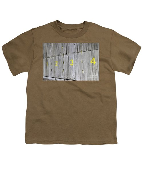 Youth T-Shirt featuring the photograph 1234 by Stephen Mitchell