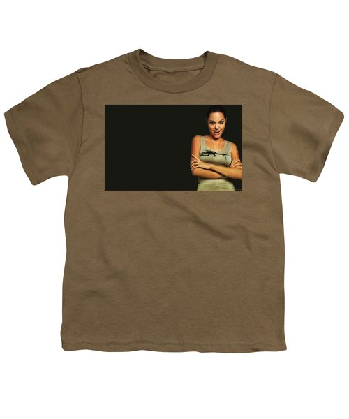Angelina Jolie Youth T-Shirt