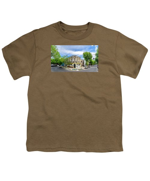 1899 Youth T-Shirt by Randy Scherkenbach