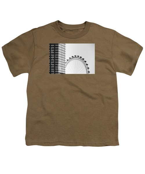 London Eye Youth T-Shirt by Joana Kruse