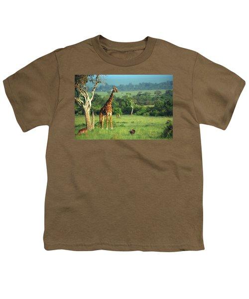 Giraffe Youth T-Shirt