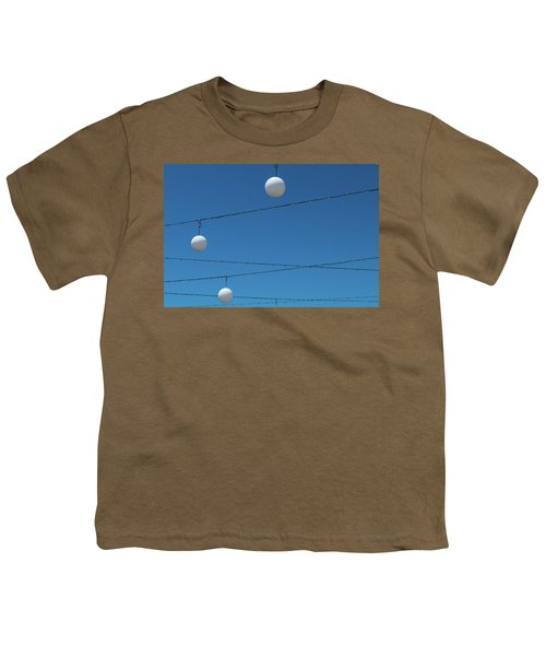 3 Globes Youth T-Shirt