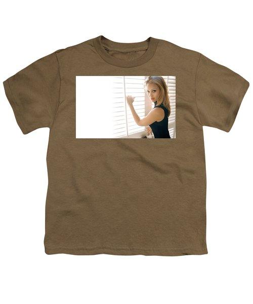 30511 Jessica Alba Youth T-Shirt