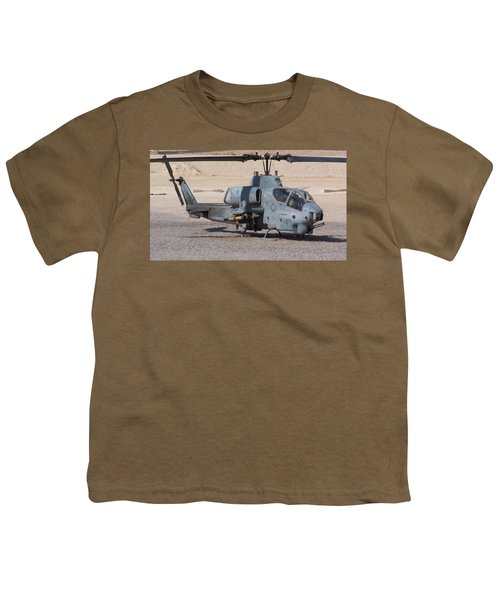 Helicopter Youth T-Shirt