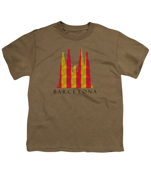 Sagrada Familia Youth T-Shirt