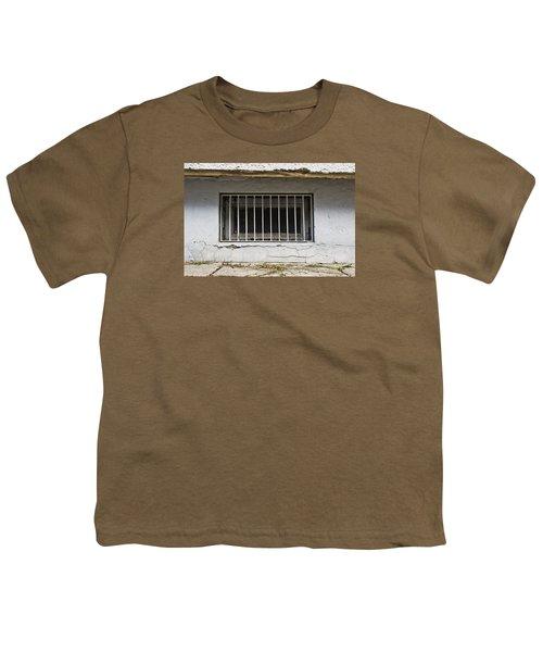 Window Bars Youth T-Shirt