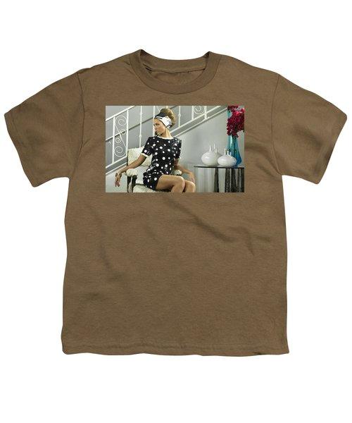 Jessica Alba Youth T-Shirt