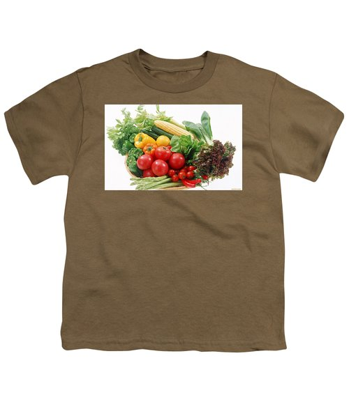 Vegetables Youth T-Shirt