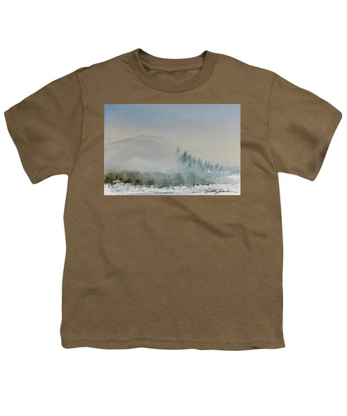A Misty Morning Youth T-Shirt