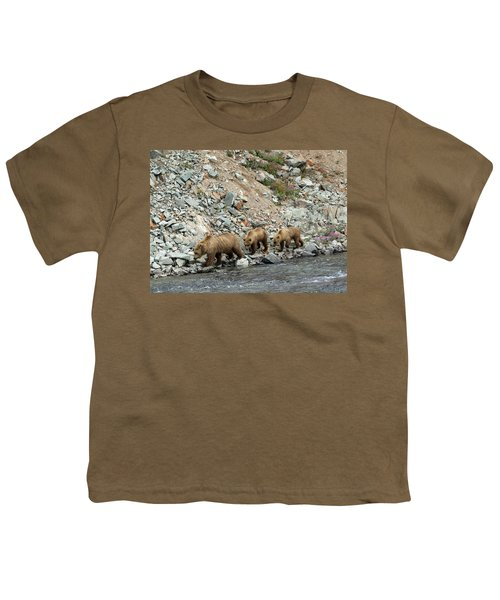A Walk On The Wild Side Youth T-Shirt