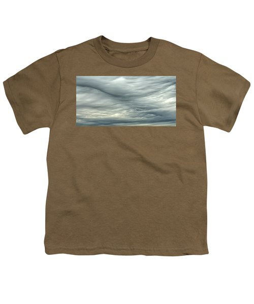 Abstract Of The Clouds 2 Youth T-Shirt