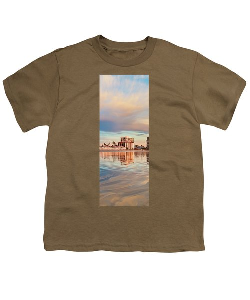Afloat 6x14 Panel 4 Youth T-Shirt