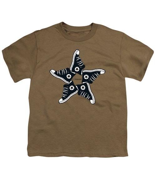 Allstar Design Youth T-Shirt by Mentari Surya
