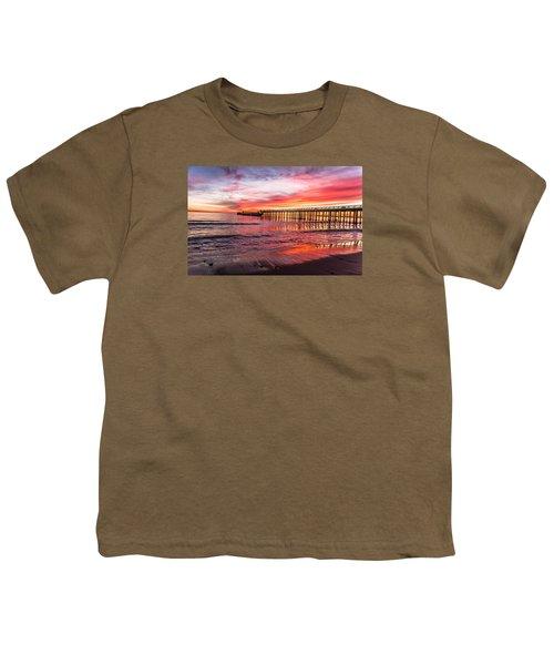 Seacliff Sunset Youth T-Shirt