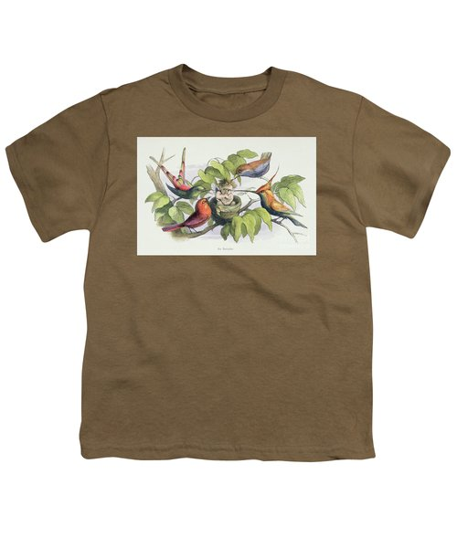 An Intruder Youth T-Shirt