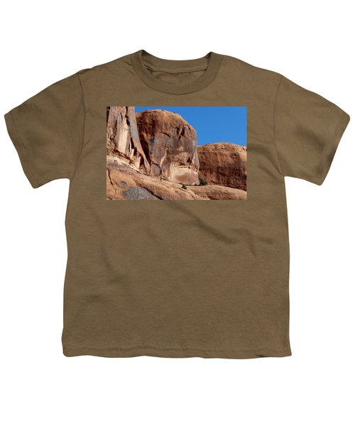 Angry Rock - 2  Youth T-Shirt