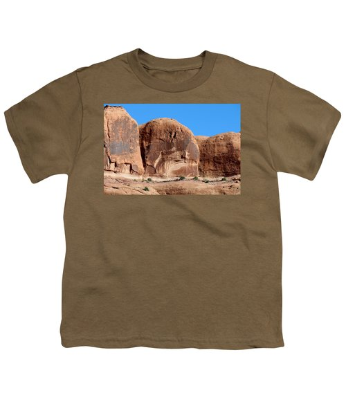 Angry Rock - 3  Youth T-Shirt