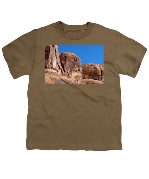 Angry Rock  Youth T-Shirt