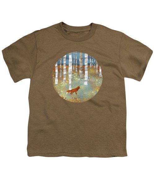 Autumn Fox Youth T-Shirt