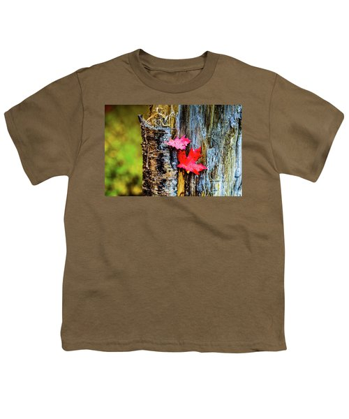 Autumn Silence Youth T-Shirt