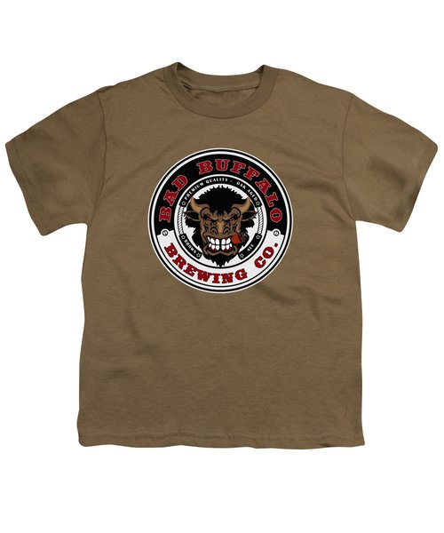 Bad Buffalo Brewing Youth T-Shirt