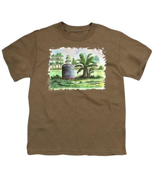 Banana And Tank Youth T-Shirt