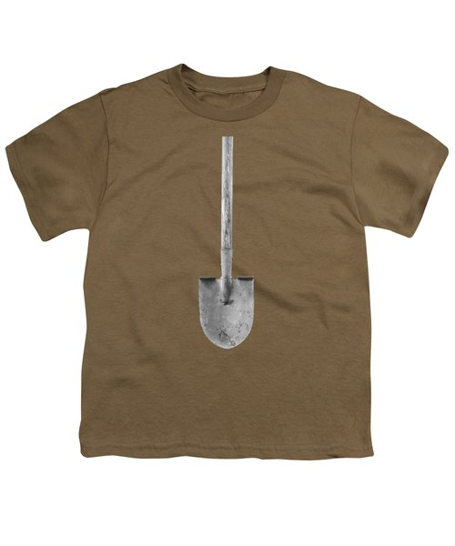Basic Shovel Youth T-Shirt