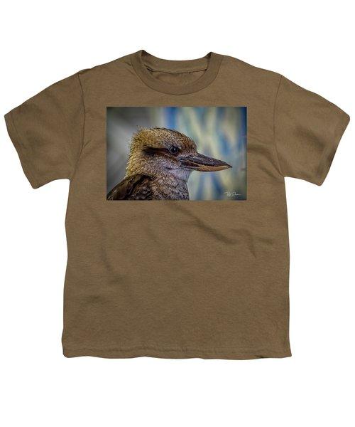Bird Portrait Youth T-Shirt