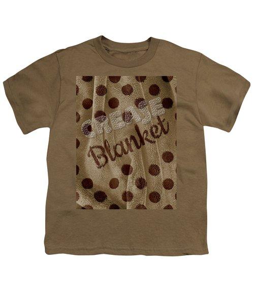 Blanket Youth T-Shirt by La Reve Design