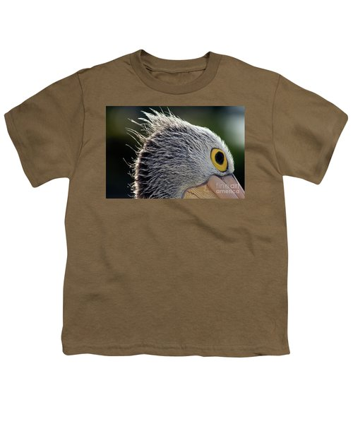 Youth T-Shirt featuring the photograph Blowin' In The Wind by Stephen Mitchell