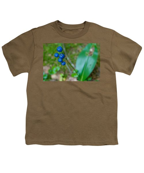 Blue Berries Youth T-Shirt