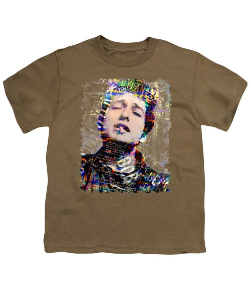 Bob Youth T-Shirt by Mal Bray