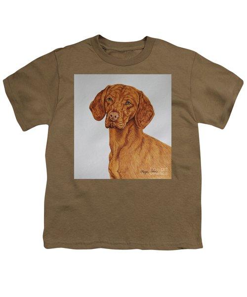 Boomer The Vizsla Youth T-Shirt