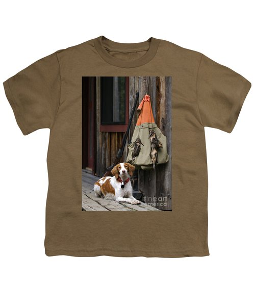 Brittany And Woodcock - D002308 Youth T-Shirt