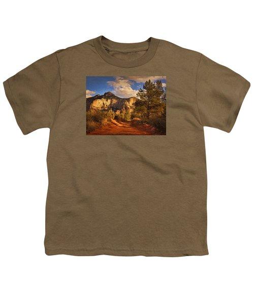 Broken Arrow Trail Pnt Youth T-Shirt