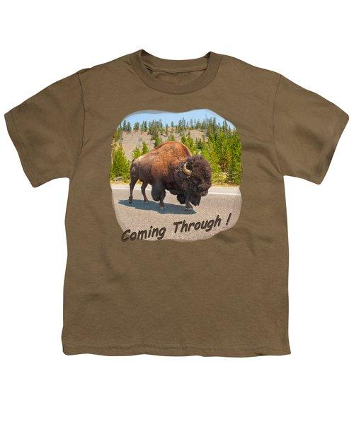 Buffalo Youth T-Shirt