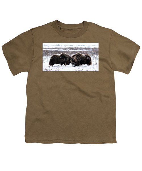 Butting Heads Youth T-Shirt
