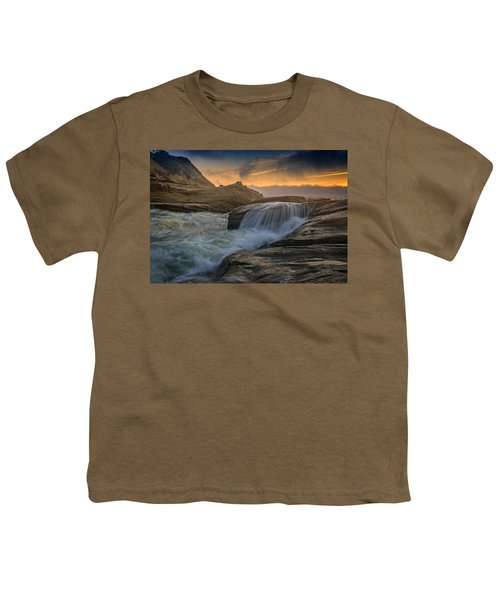Cape Kiwanda Tides Youth T-Shirt