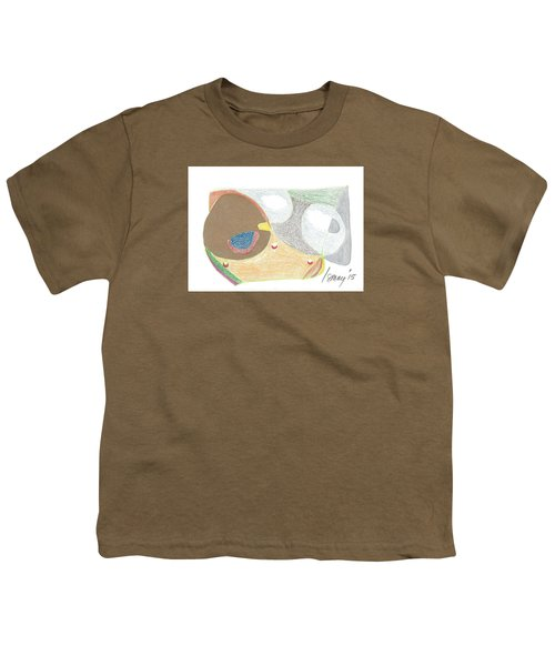 Card 5 Youth T-Shirt by Rod Ismay