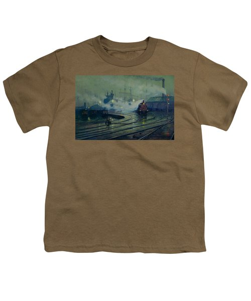 Cardiff Docks Youth T-Shirt