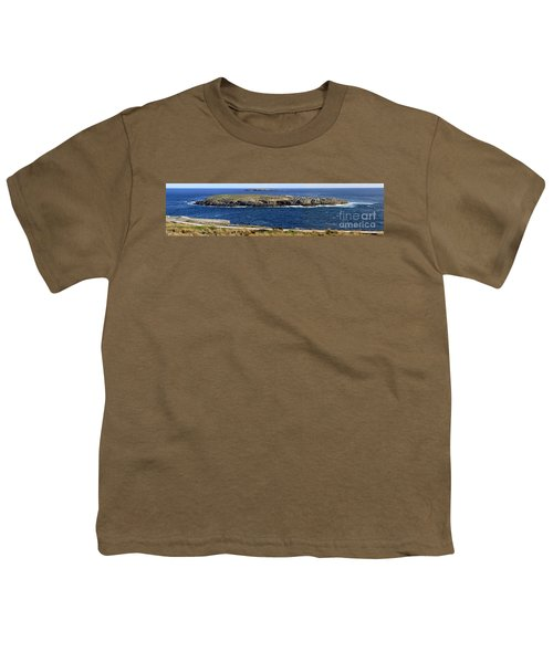 Youth T-Shirt featuring the photograph Casuarina Islets by Stephen Mitchell