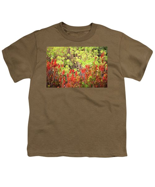 Christmas Cactii Youth T-Shirt