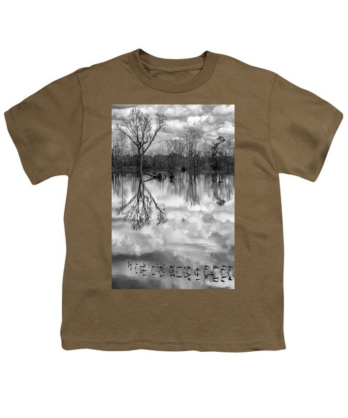Cloudy Reflection Youth T-Shirt