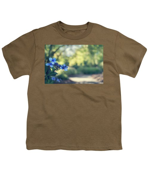 Color Me Blue Youth T-Shirt
