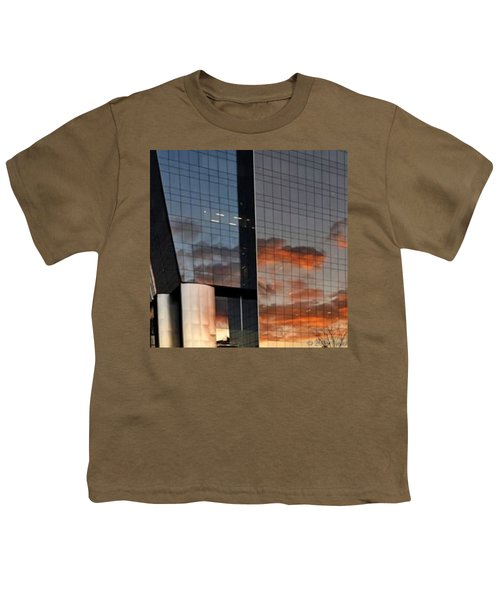 #corporative #architecture At Dusk Youth T-Shirt