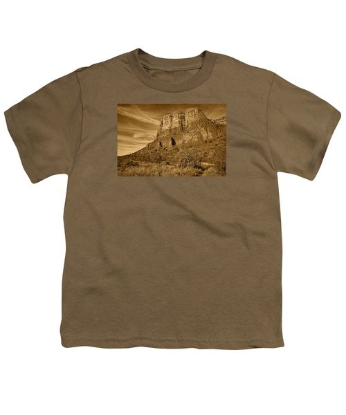 Courthouse Butte Tnt Youth T-Shirt