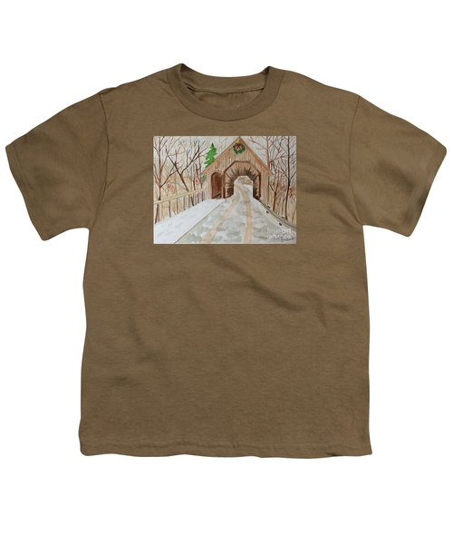 Covered Bridge Youth T-Shirt