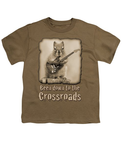 Crossroads-shirt Youth T-Shirt